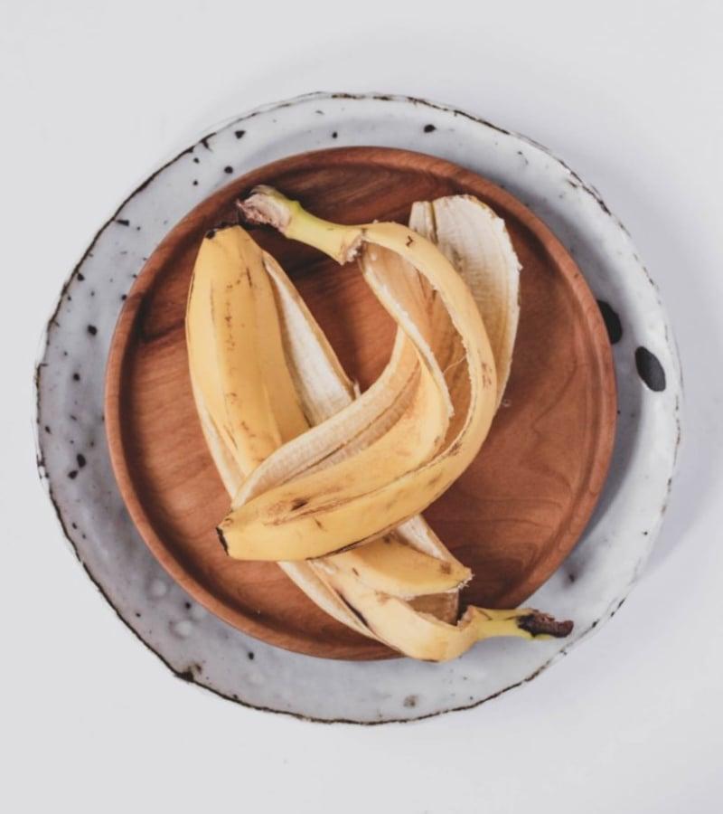 Fresh Banana Peels