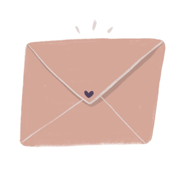 envelope illustration