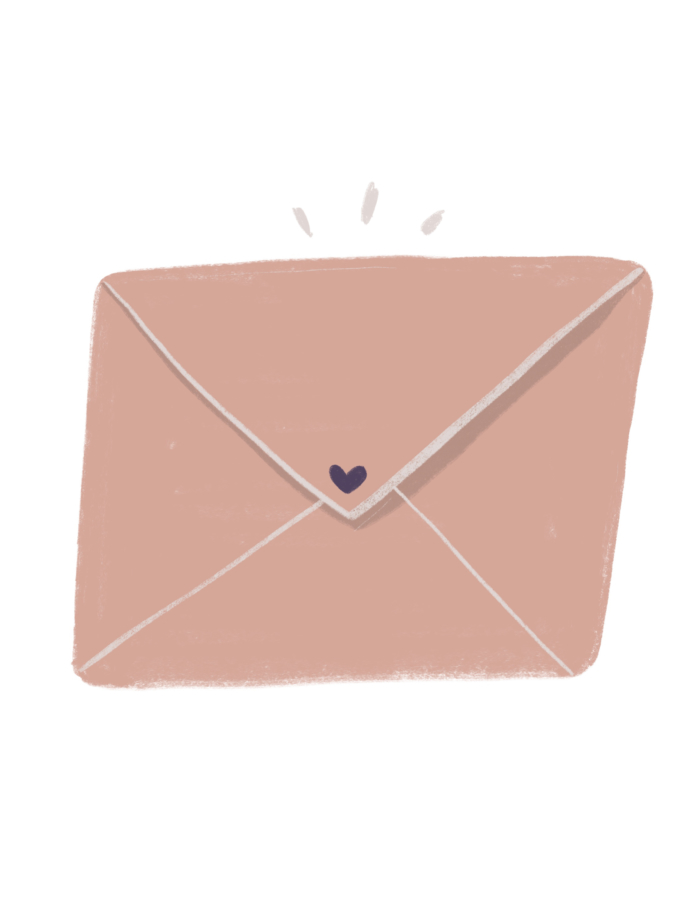 envelope illustration