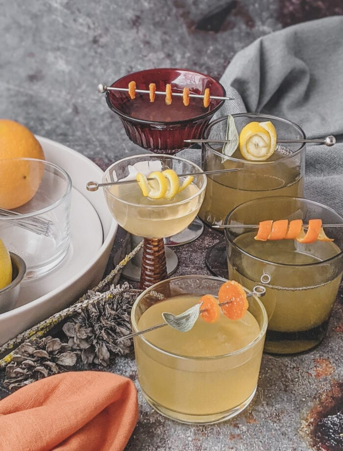 hot toddy drinks