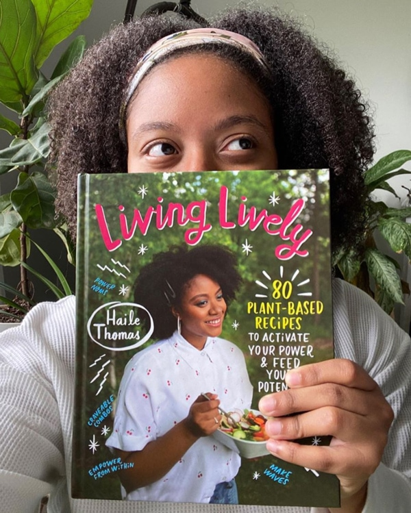 Living Lively cookbook
