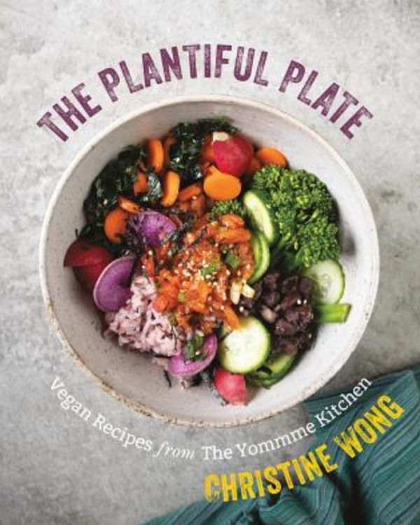 The Plantiful Plate cookbook