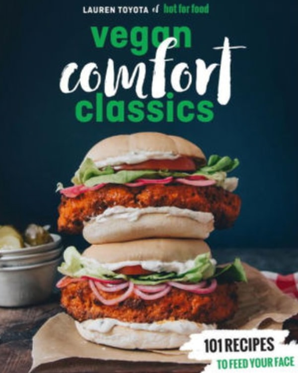 Vegan Comfort Classics cookbook